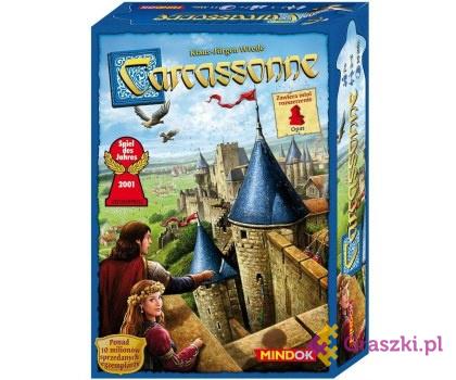 Carcassonne PL (edycja druga) + opat
